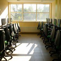 Nowy budynek Uczelni