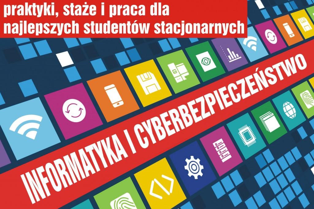 banerek informatyka i cyberbezpieczenstwo