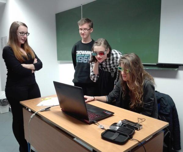 warsztaty Wyższa Szkoła Inżynieryjno-Ekonomiczna z siedzibą w Rzeszowie 3